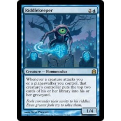 Bleue - Gardien des énigmes (R) [CMDER]