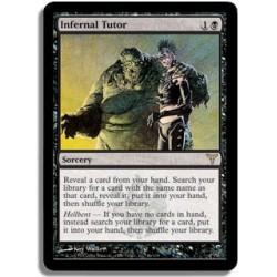 Noire - Précepteur infernal (R)