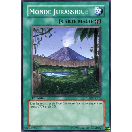 Monde Jurassique (C) [SD09]