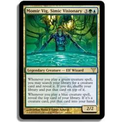 Or - Momir Vig, visionnaire simic (R)