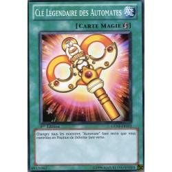 Clé Légendaire des Automates (C) [GENF]