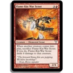 Rouge - Eclaireur de guerre sangpyre (U)