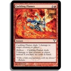 Rouge - Flammes caquetantes (C)