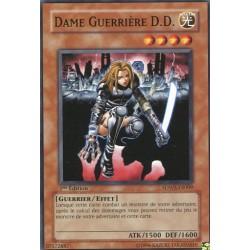 Dame Guerrière D.D. (C) [SDWS]