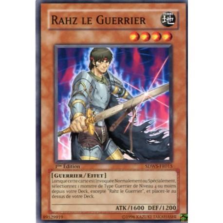 Rahz le Guerrier (C) [SDWS]
