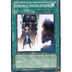 Double Invocation (C) [SDWS]
