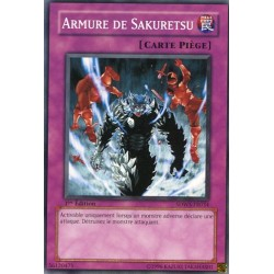Armure de Sakuretsu (C) [SDWS]