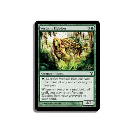Verte - Eidôlon verdoyante (C)