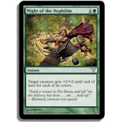 Verte - Puissance du nephilim (U)