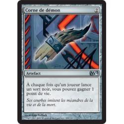 Artefact - Corne de démon (U) [M12] (FOIL)