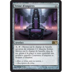 Artefact - Trône d'Empires (R) [M12] (FOIL)