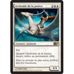 Blanche - Archonte de la Justice (R) [M12] (FOIL)