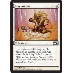 Blanche - Conjuration (C) [M12] (FOIL)