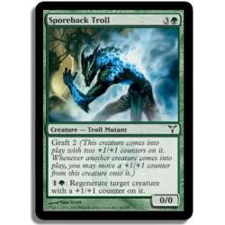 Verte - Troll sporéchine (C)