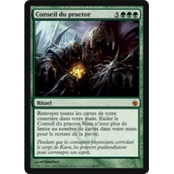 Verte - Conseil du praetor (M) [MBS] (FOIL)