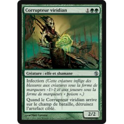 Verte - Corrupteur viridian (U) [MBS] (FOIL)