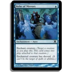 Bleue - Robe de miroirs (C)