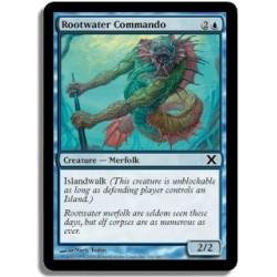 Bleue - Commando de Souchemer (C)