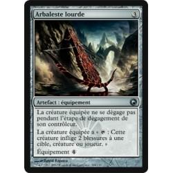 Artefact - Arbaleste lourd (U) [SCAR] (FOIL)