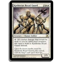 Blanche - Garde royale du Kjeldor (R)