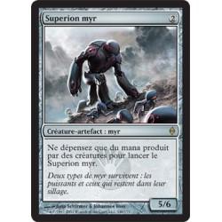 Artefact - Superion Myr (R) [NEWP] (FOIL)