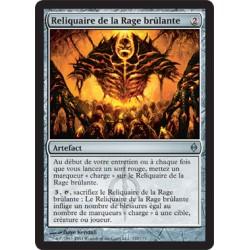 Artefact - Reliquaire de la Rage Brûlante (U) [NEW