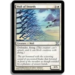 Blanche - Mur d'épées (U)