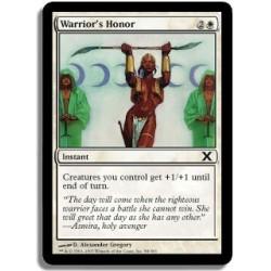 Blanche - Honneur du guerrier (C)