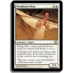 Blanche - Muse née des vents (R)