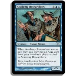 Bleue - Chercheurs de l'académie (U)