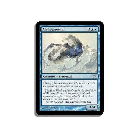 Bleue - Elémental d'air (U)
