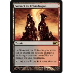 Terrain - Sommet du Crânedragon (R) (FOIL)