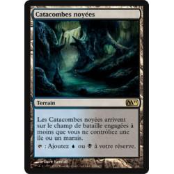 Terrain - Catacombes noyées (R) (FOIL)