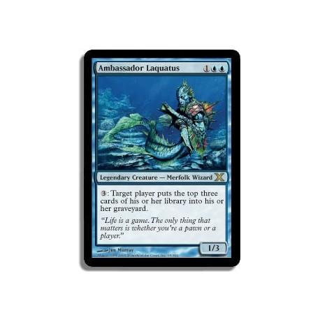 Bleue - Ambassadeur Laquatus (R)
