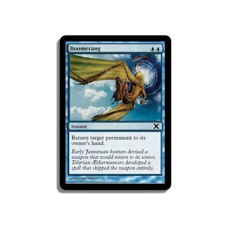 Bleue - Boomerang (C)