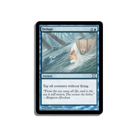 Bleue - Déluge (U)