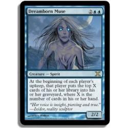 Bleue - Muse née des rêves (R)