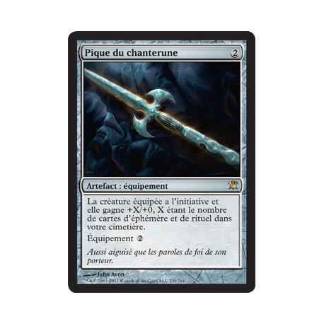 Artefact - Pique du Chanterune (R) [INN]