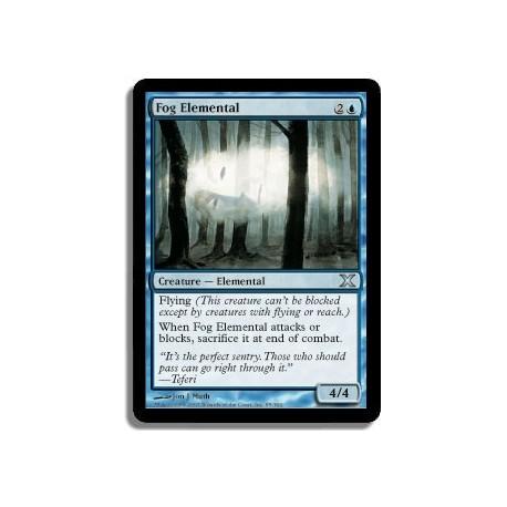 Bleue - Elémental de brouillard (U)