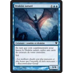 Bleue - Drakôn Suturé (C) [INN]