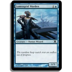 Bleue - Garde de Lumengrid (C)