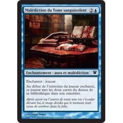 Bleue - Malédiction du Tome Sanguinolent (C) [INN]