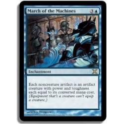 Bleue - Marche des machines (R)
