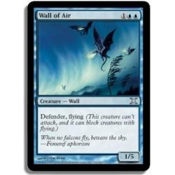Bleue - Mur d'air (U)