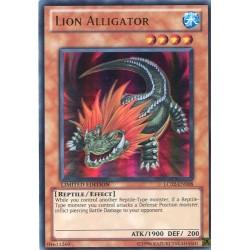 Lion Alligator (UR F) [LC02]