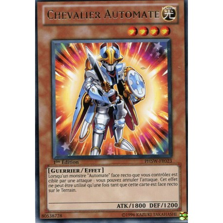 Chevalier Automate (R) [PHSW]