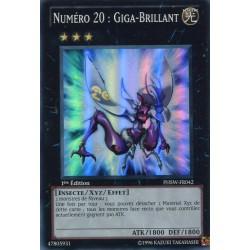 Numéro 20 : Giga-brillant (SR) [PHSW]
