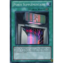Porte Supplémentaire (SR) [PHSW]