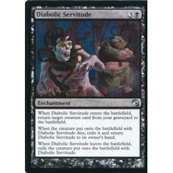 Noire - Diabolic Servitude Foil (U) [GRAVEB]