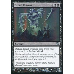 Noire - Dread Return Foil (U) [GRAVEB]